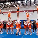 Girls Competitive Cheer Metro Awards