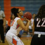 Girls JV Basketball Results with Top Scorers in Each Game