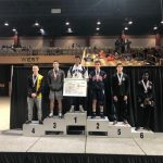 Bradshaw Takes 3rd Place Finish At Wrestling State Championships
