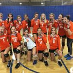 Freshman Braves Battle It Out and Bring Home the Silver from Winter Springs/Oviedo Tournament