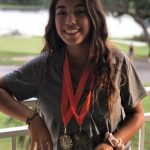 Congratulations golfer Dina Rami, the OCPS Female Athlete of the Month for October