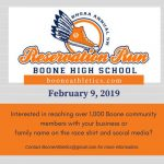 11th Annual RESERVATION RUN Details