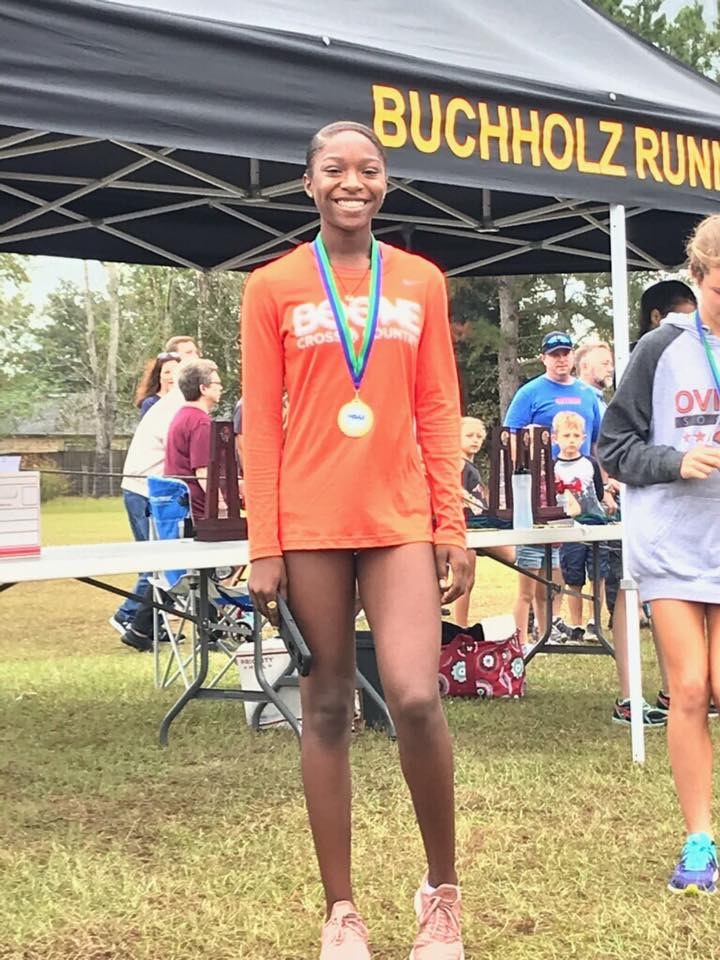 Girl Cross Country Regional Results
