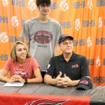 Congratulations to Cynthia Bagozzi On Signing With Jacksonville State University