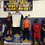 Boys Wrestling Results from Weekend Tournament
