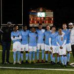Varsity Soccer Defeats The Pioneers on Senior Night
