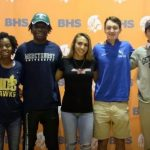 Signing Day For Brave Athletes!