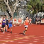 First Home Track Meet Was a Great Success!