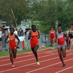 Boone Track Places At Metro Meet