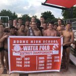 Boys Waterpolo Are Dsitrict Champs!!