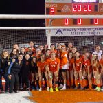 Lady Braves Soccer Wins District Semi-Final with Shutout vs. Ocoee