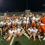 Flag Football Team Victory over Winter Park, 13-12