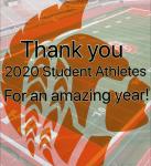 Thank You 2020 Athletes!
