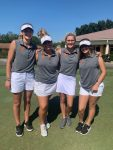 Girls Golf Places 4th Overall, Emma Parker Moves on