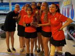 CHAMPS! Girls Varsity Bowling Wins District 9 Title