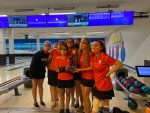 Girls Bowling Recognition for Outstanding Achievements This Season