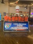 Girls Bowling Places 3rd in the State!