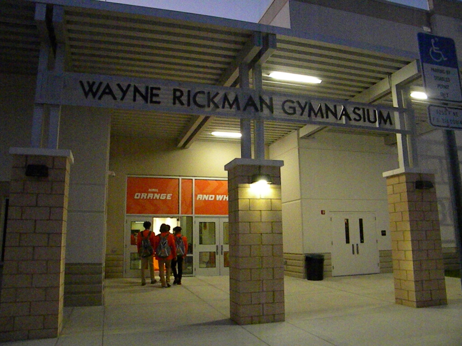 Tradition Continues With the New Wayne Rickman Gymnasium