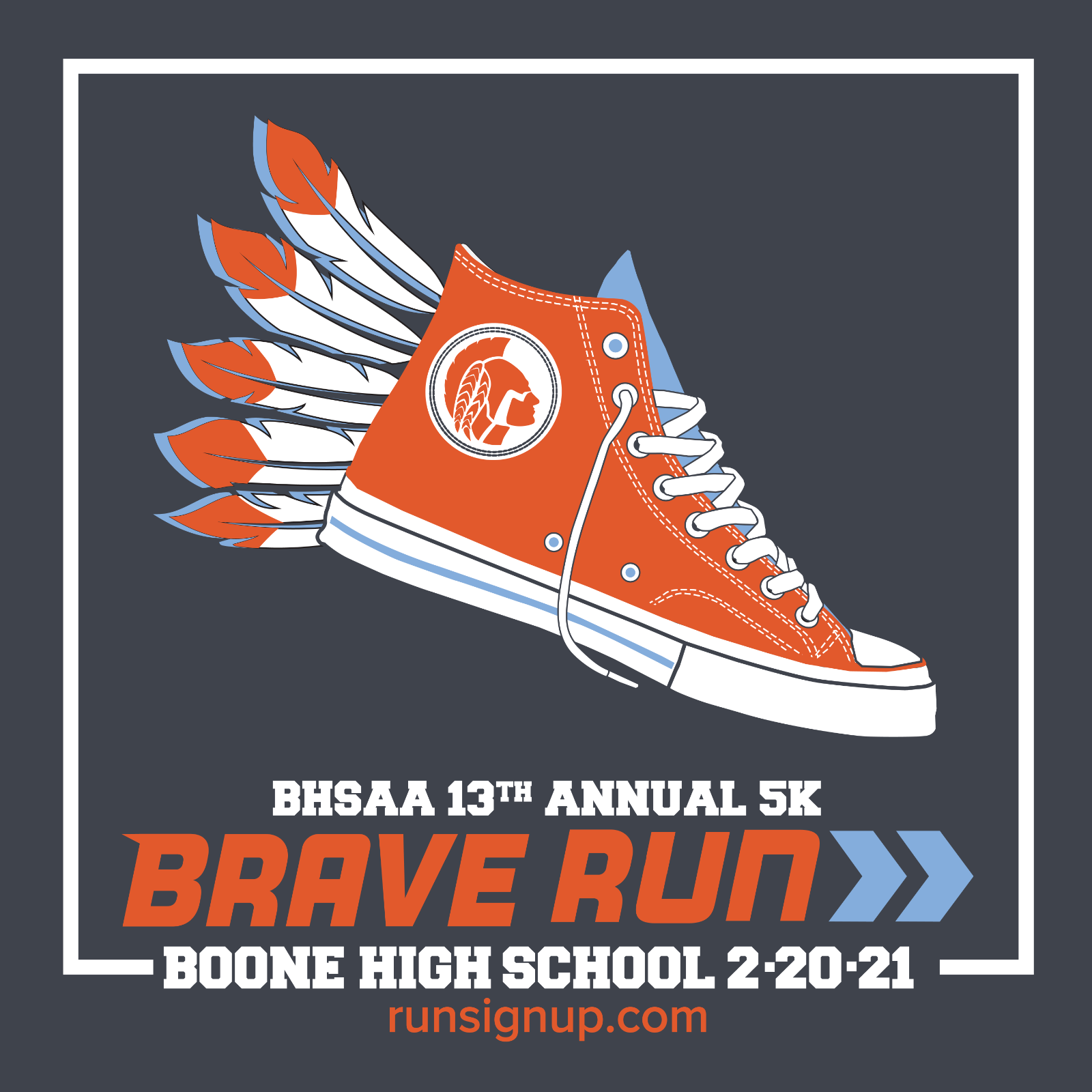 Brave Run IS OPEN For Registration!