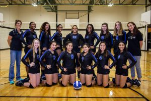 Varsity Volleyball Team Pictures – 2018