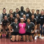 JV Volleyball Team Pictures - 2018
