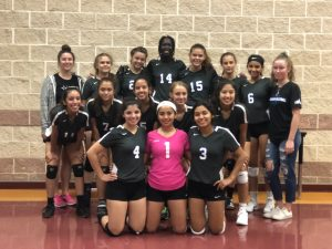 JV Volleyball Team Pictures – 2018