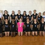 Freshman Volleyball Team Pictures - 2018