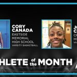 And the January Athlete of the Month Winners Are…
