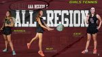 Girls Tennis: 2020 All Region Team