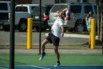 Tennis Match vs Mid Carolina