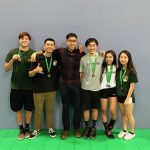 Badminton Brings Home More Medals