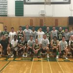 Students Edge Staff in Charity Basketball Game
