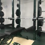 New Weight Room Installed!