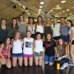Girls Volleyball Team Building Trip