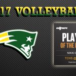 Tri-City Christian Player of the Match