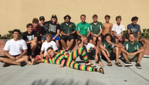 Boys JV Water Polo won San Diego Open Tournament