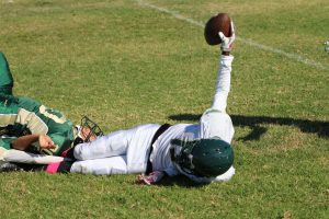 JV Football vs. Mar Vista – 10/5/17