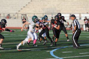JV Football vs. La Jolla – 10/13/17