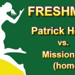 Girls Freshman Volleyball Home Match vs Mission Bay