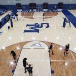 Varsity Volleyball CIF Round 2