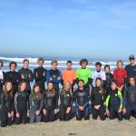 Surf Team Wins League! Looking at State