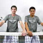 Boys Tennis Get Ink in Union-Tribune
