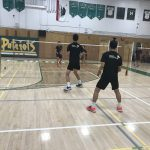 Badminton on to CIF Finals