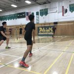 Badminton Advances in CIF!