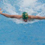 C. Temple Wins CIF Swim Title!