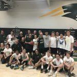 Staff-Student Hoops Huge Success