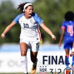 M. Fishel and Team USA Qualify for World Cup!