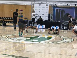 Athletics Assembly 8/31/18