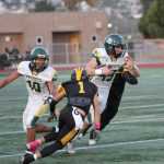 Varsity FB vs Mission Bay HS 10-5-18