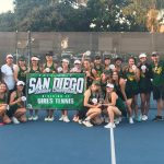 Girls Tennis CIF Champions!